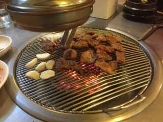 ソープランドのメッカ@ホイクワンにある韓国式焼肉のお店でマッコリ