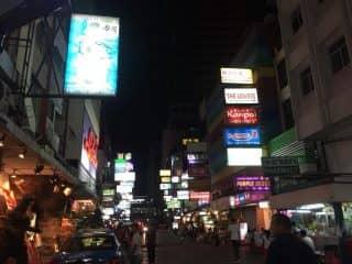 タニヤ通りからアクセス良好の視覚障害の方による本格タイマッサージ