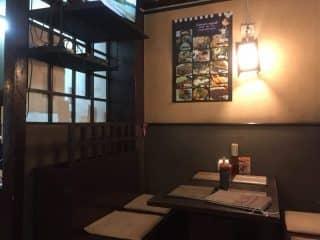 タニヤ通りから歩いて行ける超有名人がアルバイトした日本食屋さん!