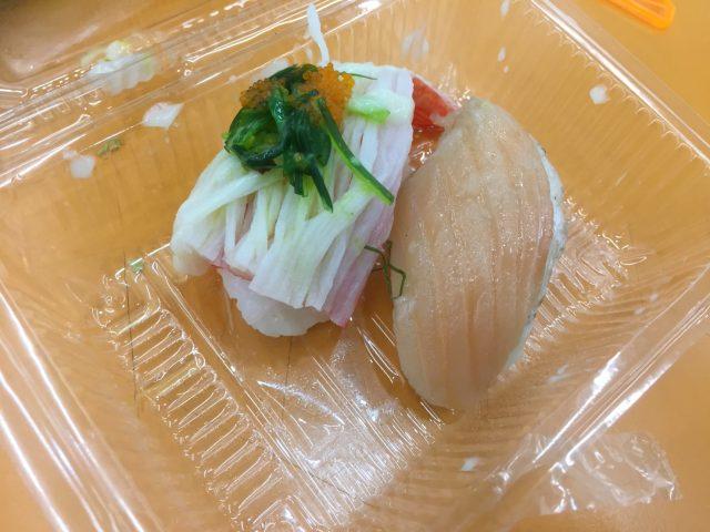 タニヤで寿司!タイでSUSHI!アゲハ&マリリン&モンローで寿司